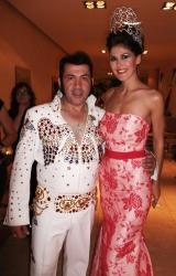 MARCOS ELVIS & MISS BELLEZA