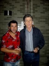 MARCOS ELVIS & D.J. FONTANA